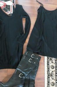 Victoria's secret dress with slip